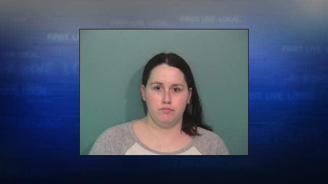 Lena Mae King, jail booking photo