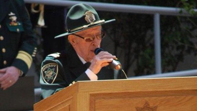 Ed Stelle (Courtesy: Multnomah County Sheriff's Office)