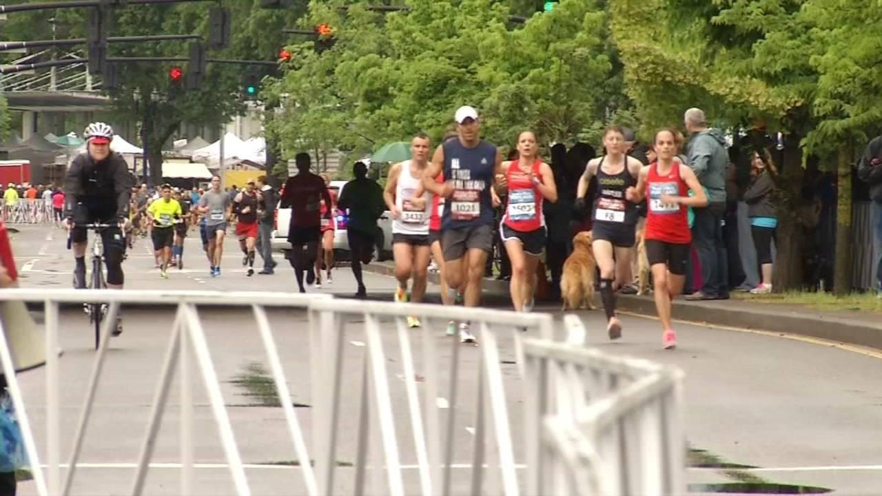 Rose Festival Half Marathon file image (KPTV)