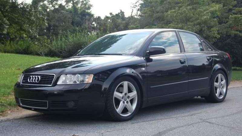 Similar Audi as the one sought by police. (Image: Salem PD)