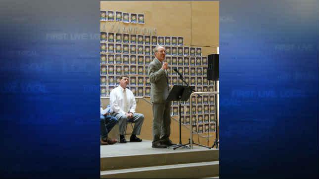 Former Oregon Gov. Ted Kulongoski (KPTV File image)