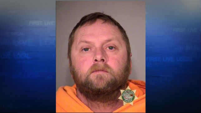 Gary Schaupp, jail booking photo. (Courtesy: Multnomah County Jail)