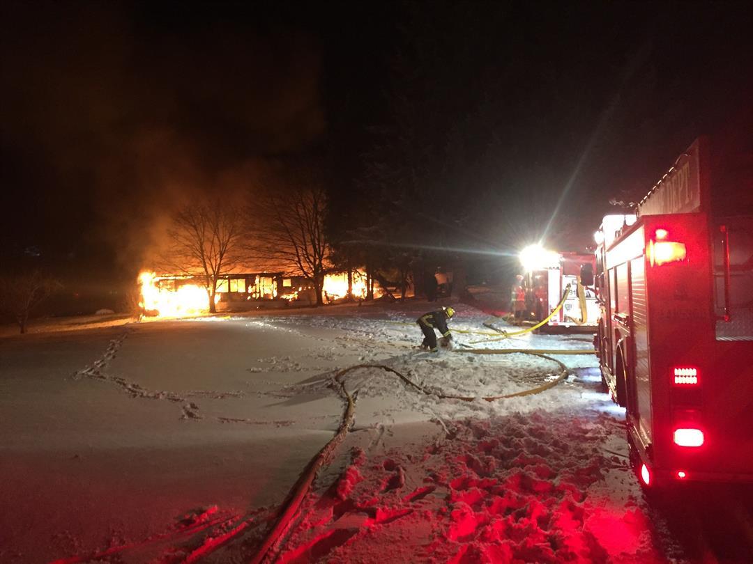 Courtesy: Camas-Washougal Fire Department