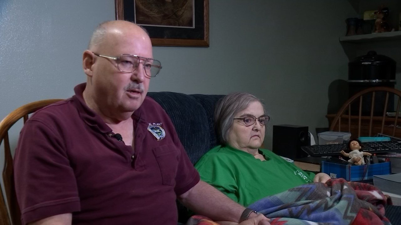 Curtis and Jackie Young, who rely on the Oregon Project Independence, will be affected by the cuts. (KPTV)