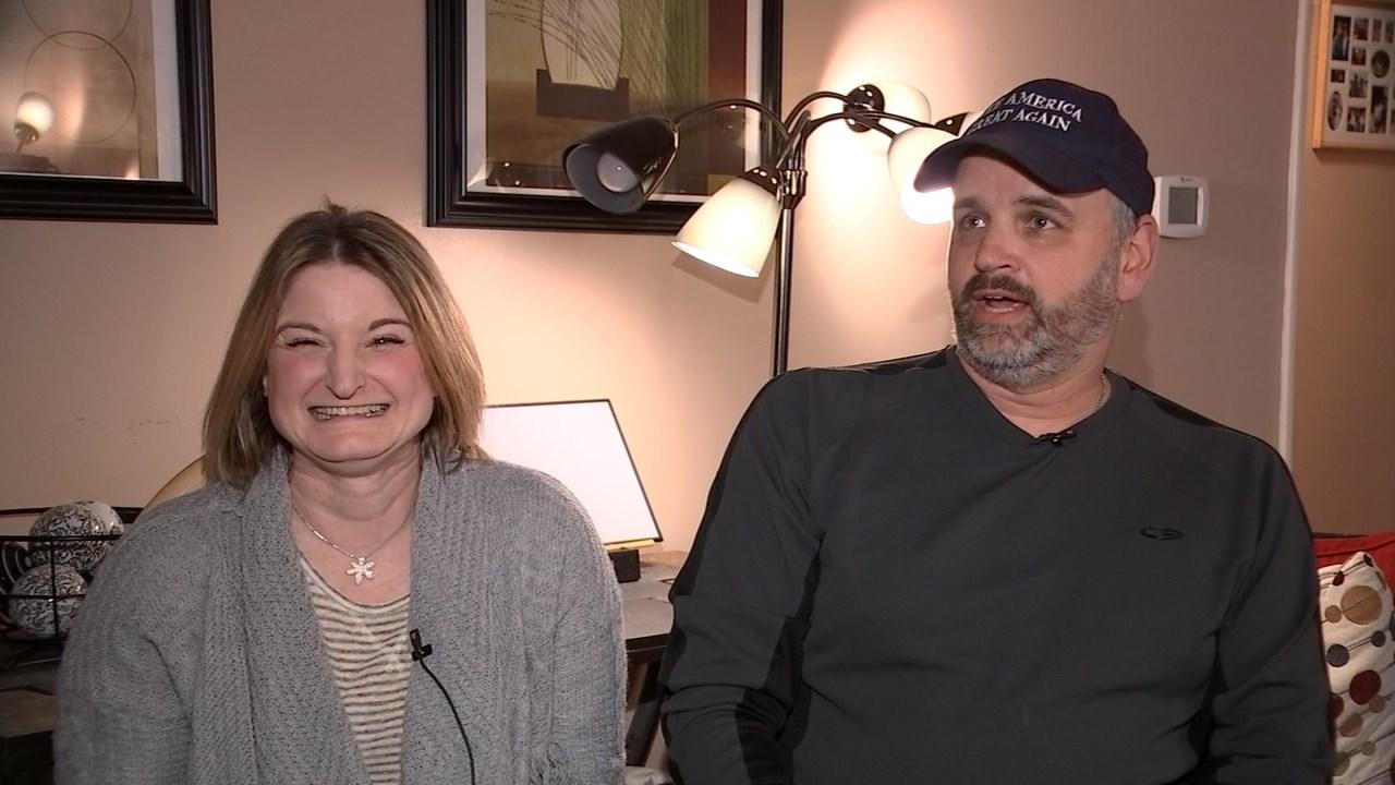 Shelley and Leo Stratton (KPTV)