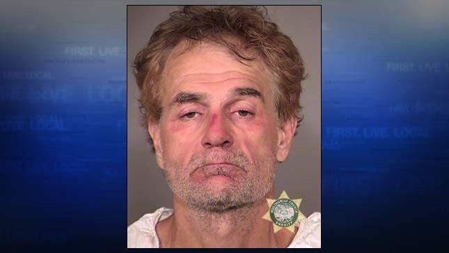 Gary Lewis, jail booking photo