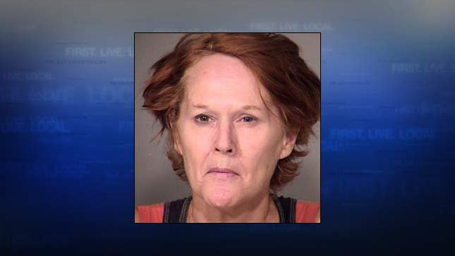 Renee Sandidge-Crowell (Photo released by Portland Police Bureau in 2014)