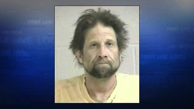 Kirk Avila, 2015 jail booking photo