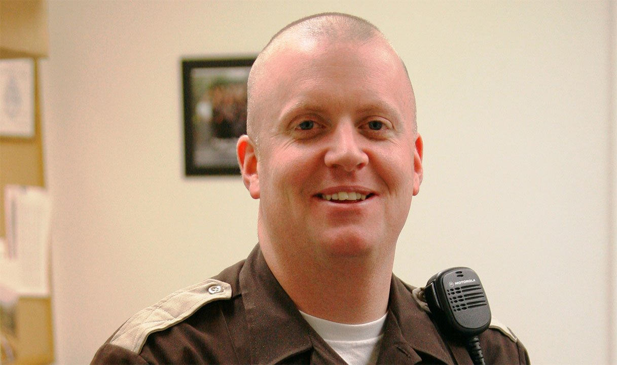 Deputy Kelly Fredinburg, who was 33 at the time of his death, joined the Marion County Sheriff's Office in August of 2006, having spent the previous six years as a deputy with the Polk County Sheriff's Office. (Oregon State Police)