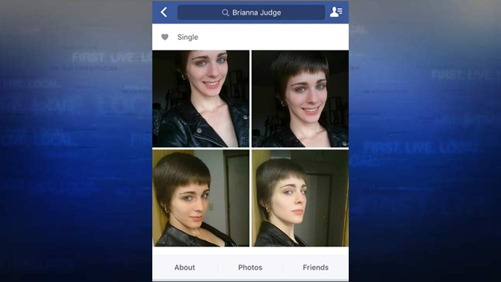 Brianna Judge (Image released by Clatsop County Sheriff's Office)