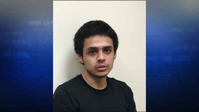Alexis Barajas-Alfaro, jail booking photo. (Courtesy: Hillsboro Police Department)