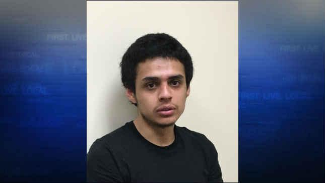Alexis Barajas-Alfaro, jail booking photo. (Courtesy: Hillsboro Police Department)