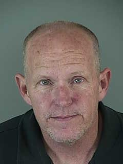 Michael Ray Emry, jail booking photo
