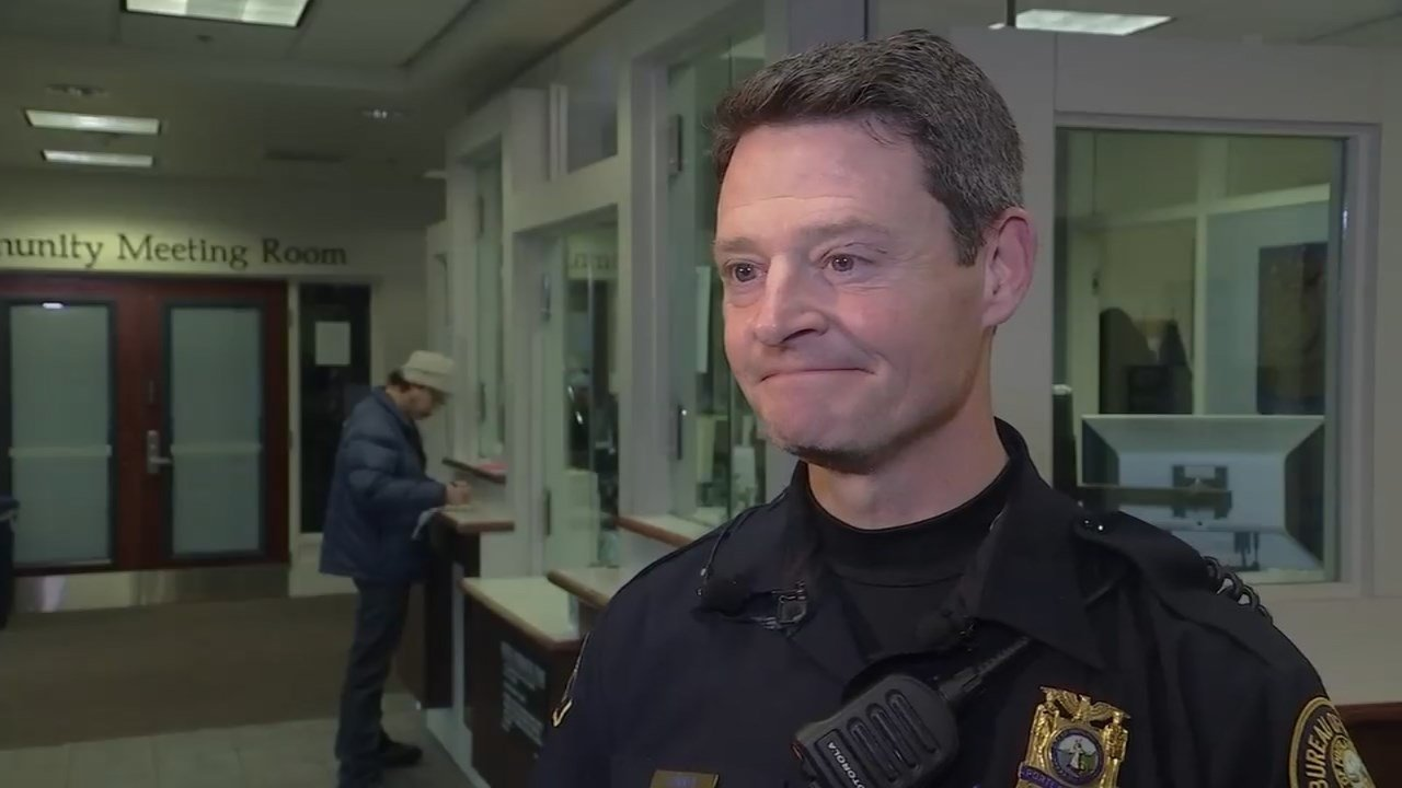 Officer Eric Dinnell (KPTV)