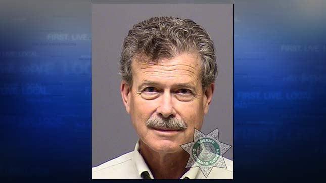 Roy Allen Richardson, jail booking photo