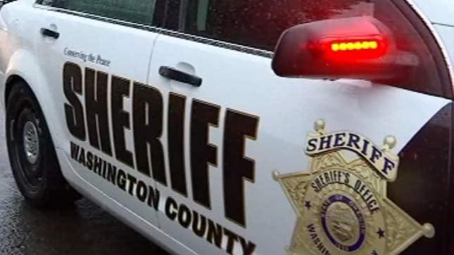 Washington County Sheriff's Office patrol car (KPTV file image)