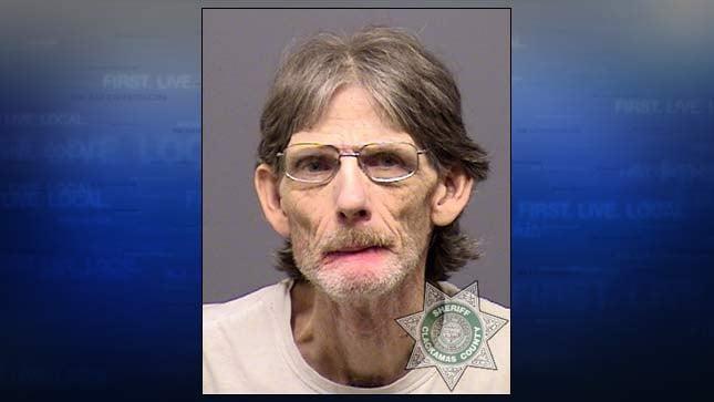 Duane Lee Frey, jail booking photo