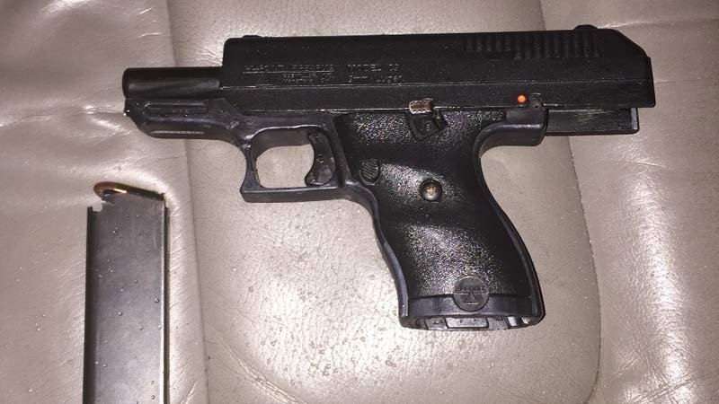 Gun recovered during Operation Safe Holidays. (Photo: Portland Police Bureau)