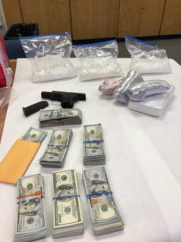Evidence photo: Oregon State Police