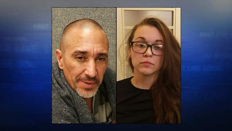 John David Wurdemann, Stormy Raine Allen (Photos provided by Oregon State Police)