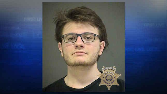 Chandler Osofsky, booking photo. (Courtesy: Washington County Sheriff's Office)