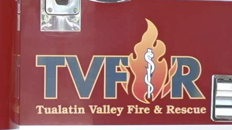 Tualatin Valley Fire & Rescue (KPTV file image)