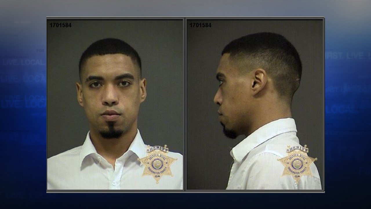 Micah Rhodes booking photo (Washington Co. Jail)