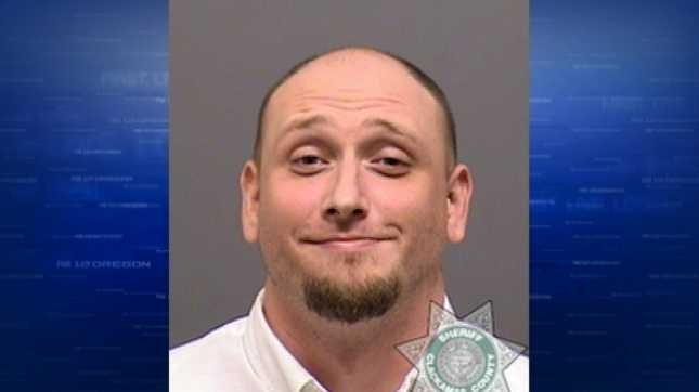 Jason Jaynes, 2012 jail booking photo
