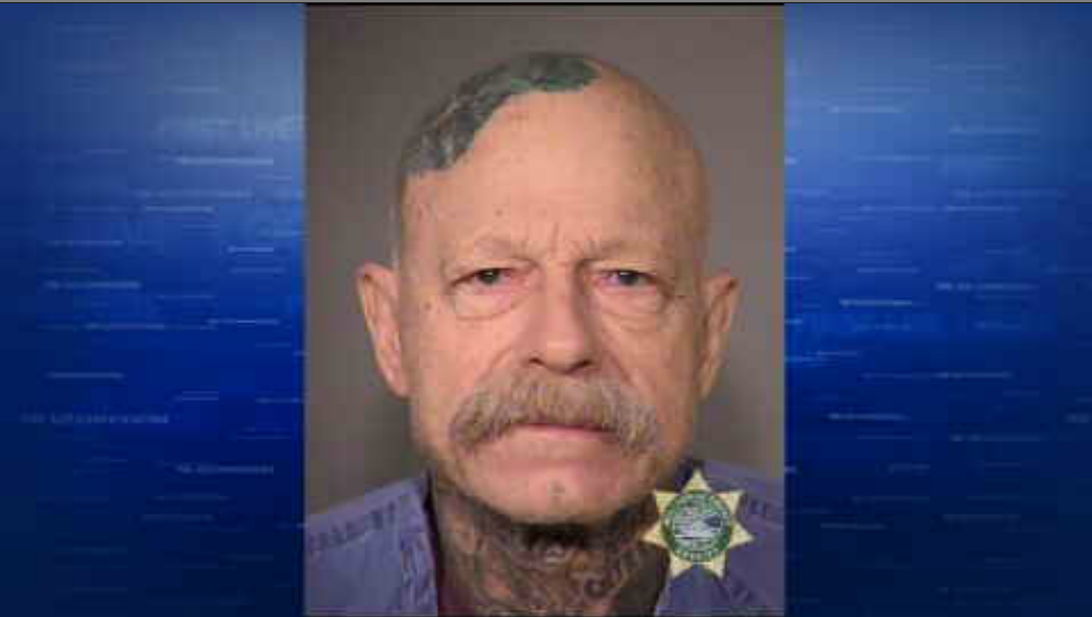 Dennis Ray Howie (Courtesy Portland Police Bureau)