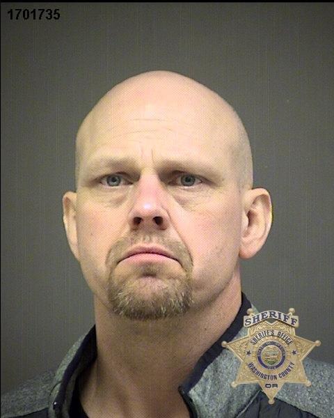 Nelson W. Pettis Jr. booking photo (Washington Co. Jail)