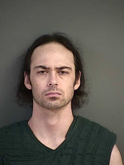 Vincent Anthony Findlay booking photo (Dounglas Co. Jail)