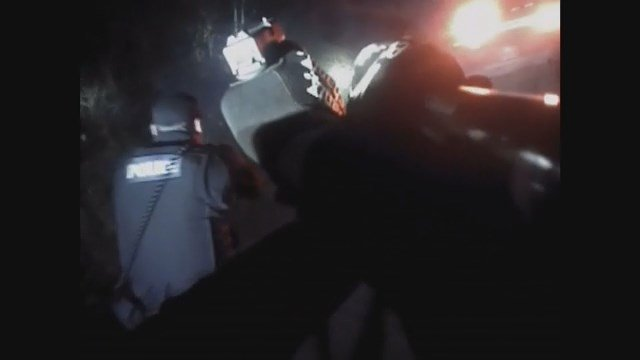 Shooting Raw Footage: Warning Graphic Video: Raw Body-cam Footage Released In