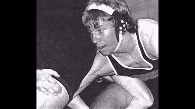 In 1989, Oregon City High School's Ty Woods placed fifth in his weight class.