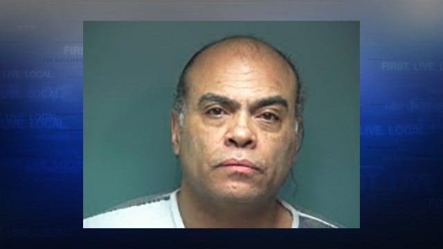Ricardo Wray booking photo (Polk Co. Jail)