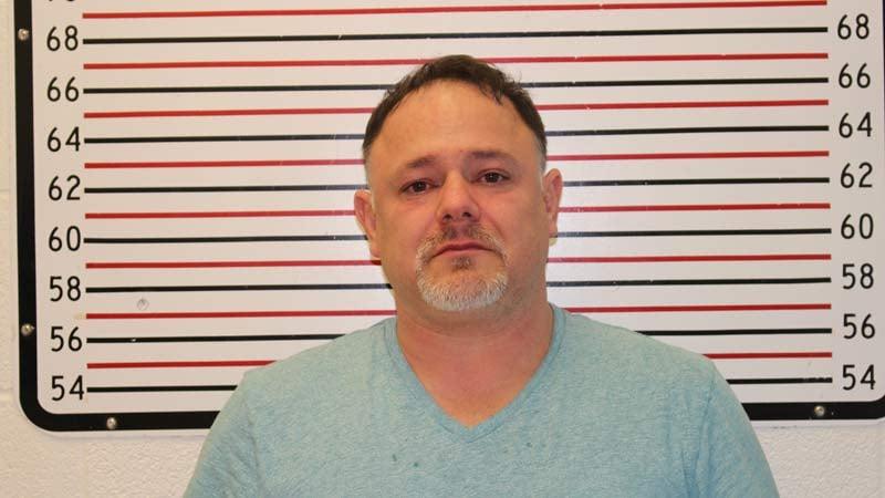 Gary Medina, jail booking photo