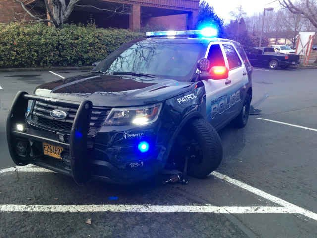 Photo: Beaverton Police Department