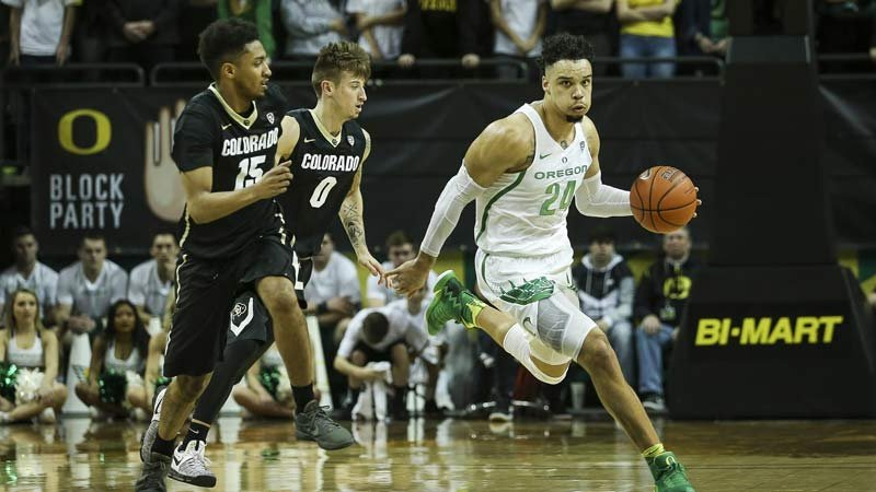 Dillon Brooks (Photo: University of Oregon/GoDucks.com)