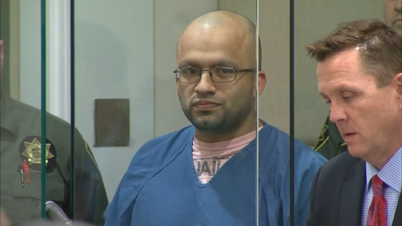 Alex Ortiz in court Monday. (KPTV)