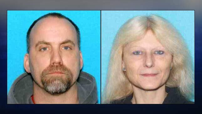 James Bryan, Carrie Hurley (Photos released by Lincoln County Sheriff's Office)