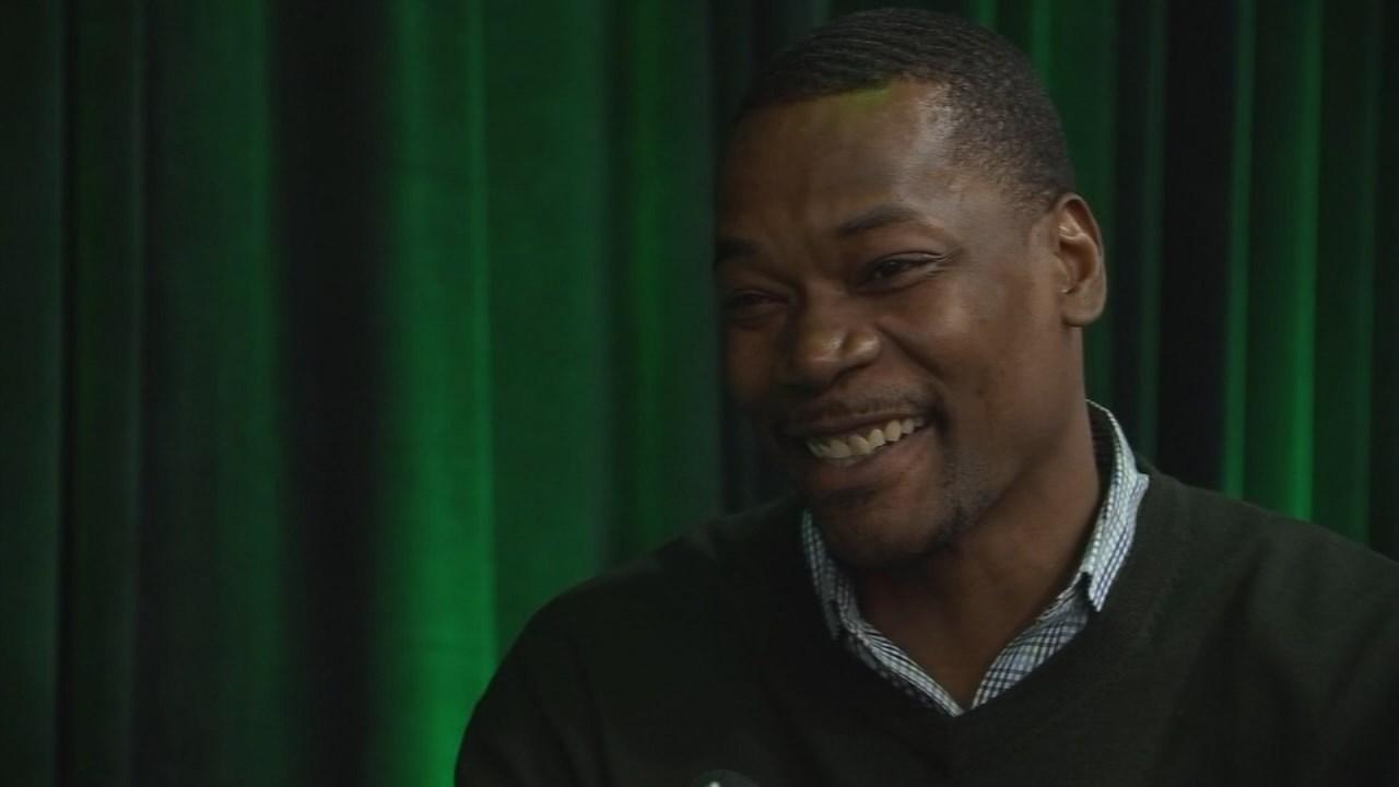 Former Blazers star Clifford Robinson hospitalized in Portland