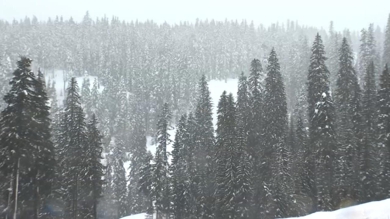 Mount Hood on Wednesday. (KPTV)