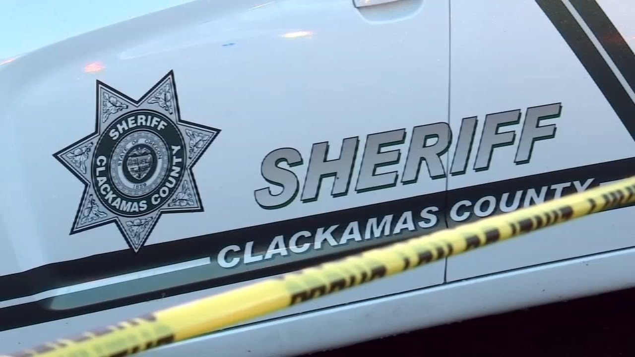 Clackamas County Sheriff's Office (KPTV file image)