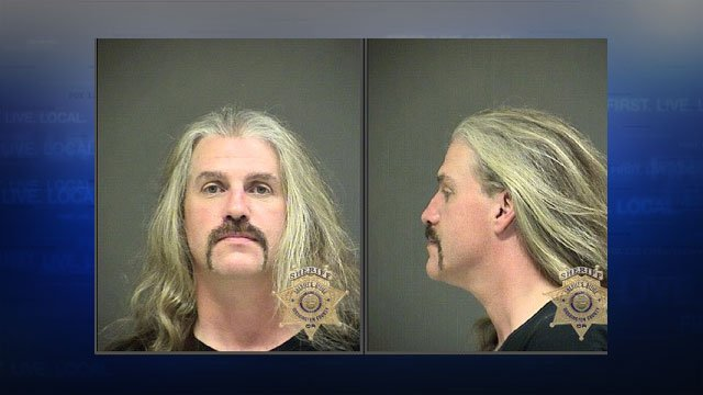 Terry Iversen booking photo (Washington Co. Jail)
