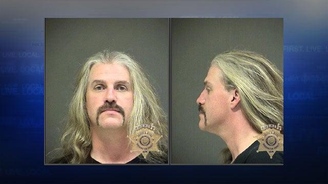 Terry Iversen booking photo (Washington Co. Jail)