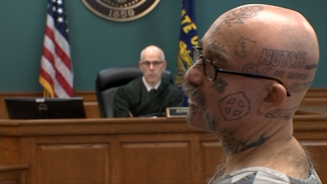 Jeffrey Giddings was sentenced to 30 years in prison Friday, plus an additional month for using profanity in court. (KPTV)