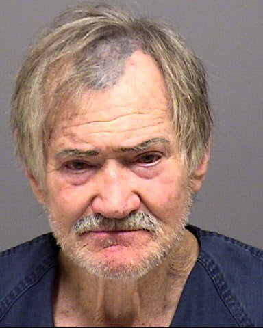 Kenneth Owen Trow booking photo (Clackamas Co. Jail)