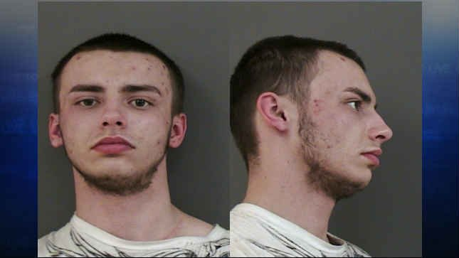 Austin Ross, jail booking photo (Courtesy: Linn County Sheriff's Office)