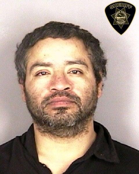 Jose Alvarado booking photo (Marion Co. Jail)
