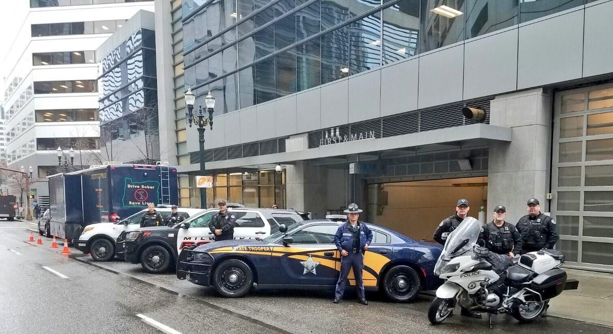 Photo credit: Portland Police Bureau.