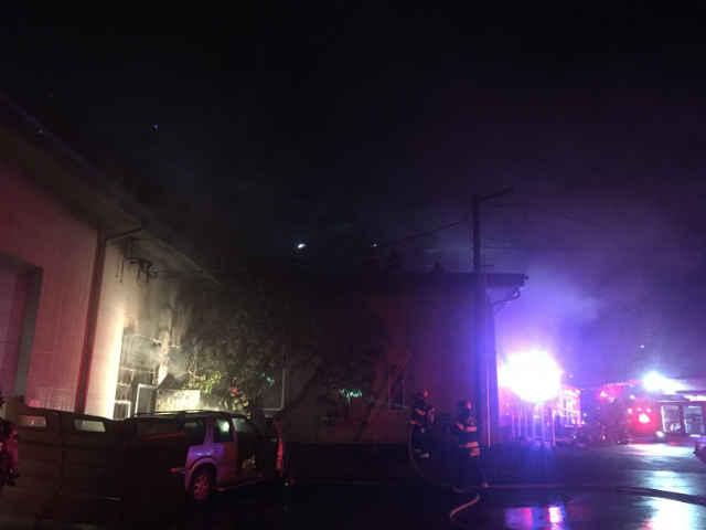 Photo: Clackamas Fire District #1